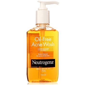 My daily skin care routine -facewash - Neutrogena