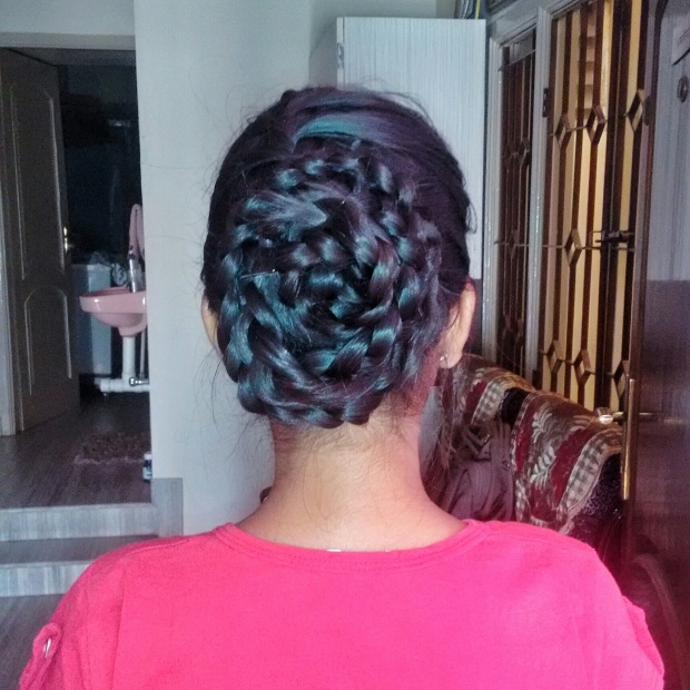 How to create 3 different hairstyle