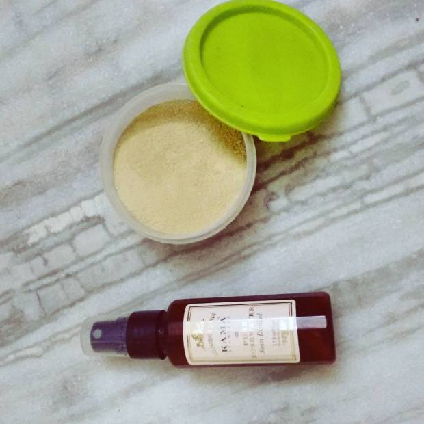DIY face mask recipe for smooth and clear skin