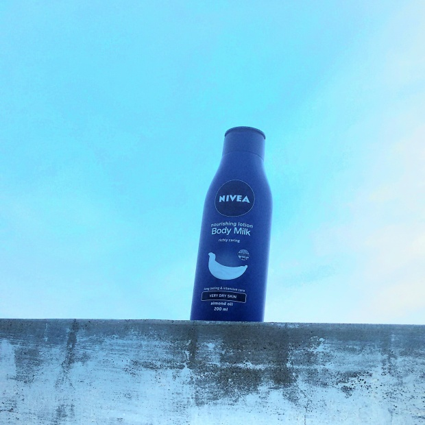 Nivea nourishing lotion body milk- First Impression