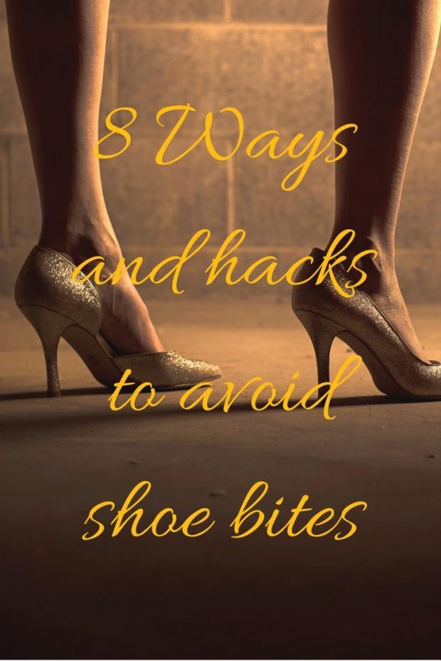 8 Ways and hacks to avoid shoe bites