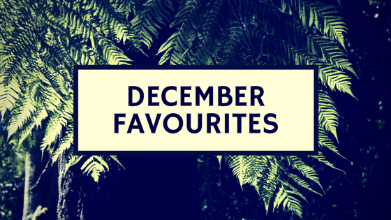 December Favourites - Belle Indiana