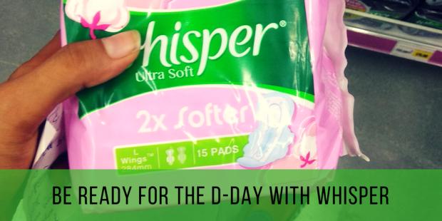 Be Ready for the d-day with whisper